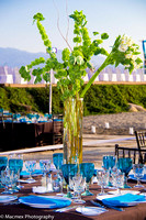Wedding setup Velas & Casa Velas